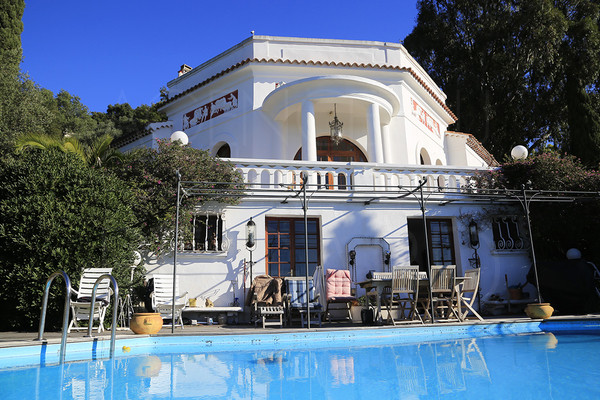 COLONIAL VILLA 20S / PANORAMIC SEA VIEW / 3 BEDROOMS / SWIMMING POOL / INDEPENDENT APARTMENT