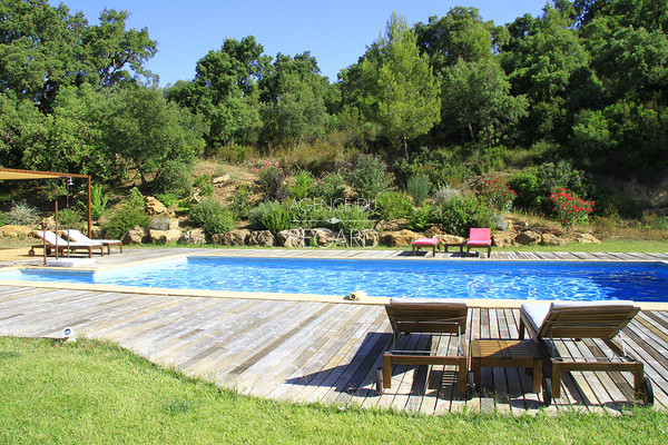 provencal mas for sale / 10 bedrooms / swimming pool / hammam / guests rooms