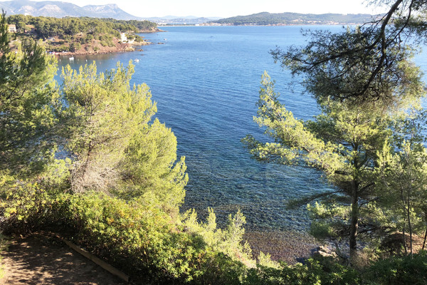Waterfront Property Fabregas/Tamaris,swimming pool, panoramic sea view