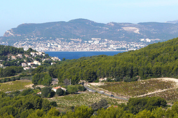 property for sale in St Cyr/Bandol, Golf courses, seaview property