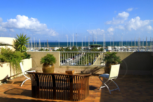 apartment for sale, onto Marina, Hyères, Var