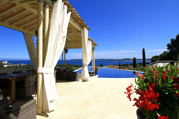 property/villa for sale, Sainte Maxime close to St Tropez, seaview property, swimming pool