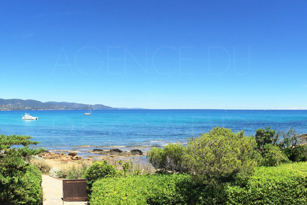 waterfront property / luxury property to sale / panoramic seaview  6 bedrooms / bénat /var / cote d'azur