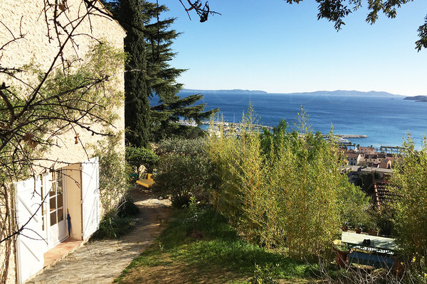 house for sale / lavandou / 4 bedrooms / seaview / 3 bedrooms
